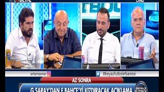 (..) Beyaz Futbol 21 Ağustos 2016 Kısım 2/3 - Beyaz TV
