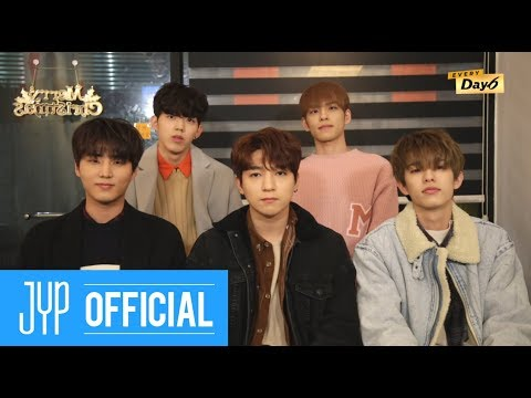 2017 Every DAY6 Interview