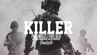 """killer"" - Instrumental Malanteo Tiradera x Hip Hop Beat (Prod: Mbeatz)"