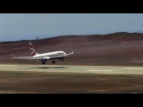 St Helena Flights to remote Atlantic island begin at last