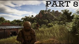 Ghost Recon Wildlands Ghost Mode Part 8