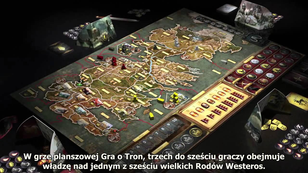 Gra o Tron - część 1 - wprowadzenie - YouTube
