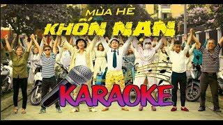 karaoke mua he khon nan
