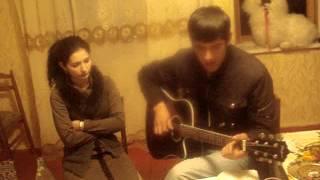 Борис Гаппоев   Марина  на гитаре