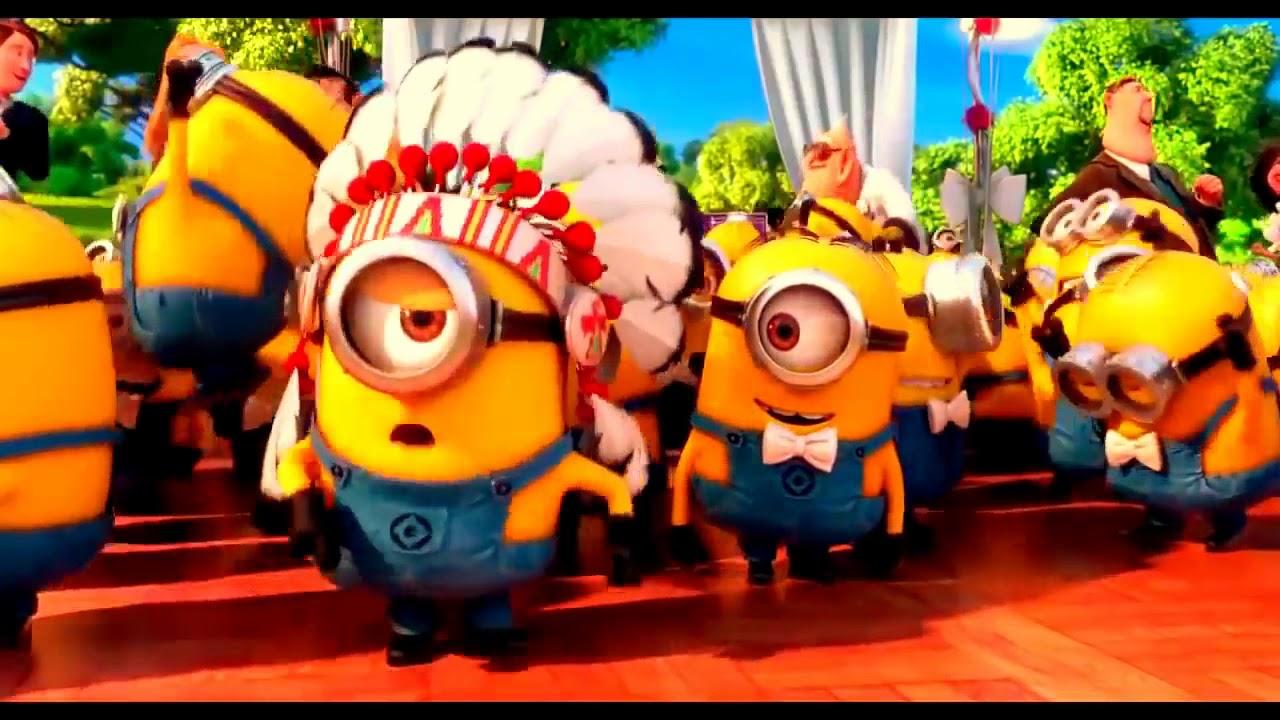 Feliz Cumpleaños Minions Song Youtube