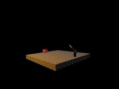 Minecraft Animations- TNT Explosion - YouTube
