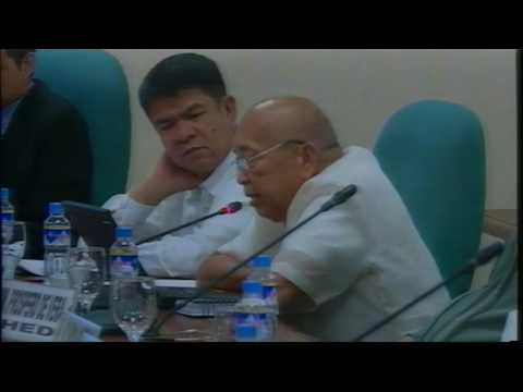 Committee on Education, Arts and Culture joint with Committee on Finance(October 26, 2016)
