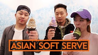 BEST ASIAN ICE CREAM?! - Fung Bros Food thumbnail
