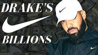 Drake's Billion Dollar Nike Deal