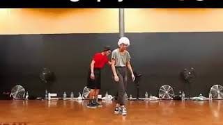 WOW!! THE COOLEST DANCE CHOREOGRAPHY EVER