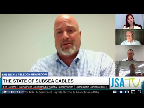 The State of Subsea Cables — A JSA TV Virtual Roundtable