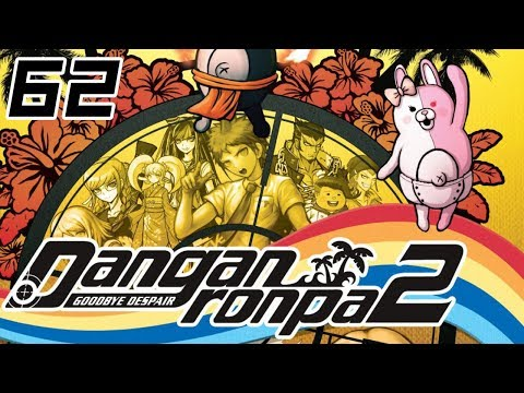 Danganronpa 2 playthrough pt62 - A NEW MURDER! Investigation Begins