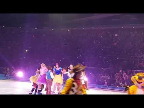 Disney on Ice Celebrates Everyone's Story Singapore 2018
