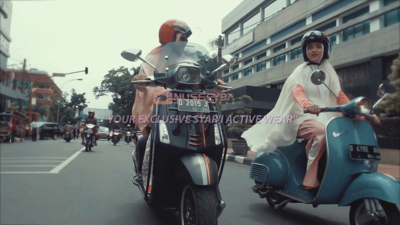 Hijab Vespa Gambar Islami