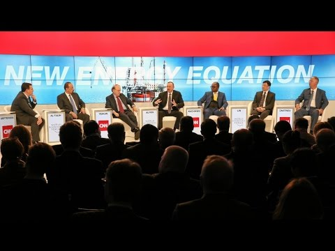 Davos 2016 - The New Energy Equation