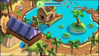 元元玩遊戲 湯姆貓水上樂園15
