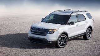 Ford Explorer Sport 2013 Videos