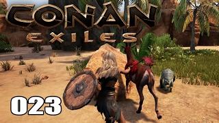 CONAN EXILES [023] [Schlachten für Fleisch] [Multiplayer] [Deutsch German] thumbnail