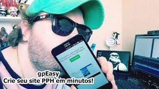 gpEasy - Veja como criar um site PHP com Administração(, 2015-11-22T16:00:00.000Z)