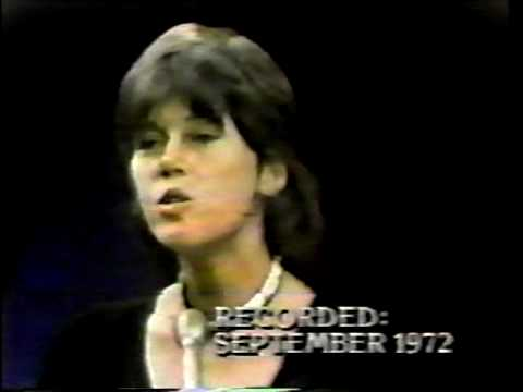 Jane Fonda Interview 1972 (Part 1 of 5)