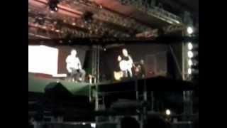chico rey e parana em loanda pr (expo loanda) 2012