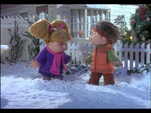 Cabbage Patch Kids Sing About Snow In HD