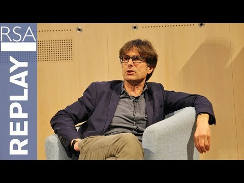 Breaking the Northern Rock Story, and Beyond | Robert Peston | RSA Replay