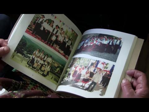 """Apresentação do livro e cd """"Entre o Campo e o Céu""""."""