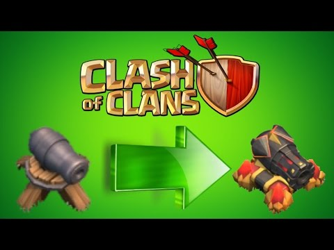 Clash of Clans - What Buildings & Defenses To MAX OUT First? Simple Turorial/Guide!