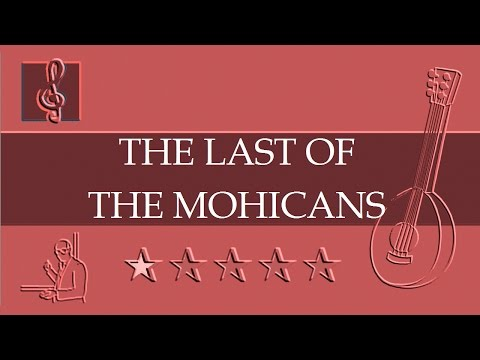 Mandolin TAB - Promentory - The Last of the Mohicans Theme (Sheet Music)