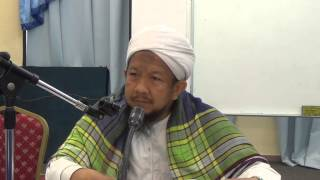 33USTAZ AHMAD ROZAINI HAQQUTTILAWAH SIFAT HURUF YG BERLAWAN SYIDAH ROKHOWAH ISTI