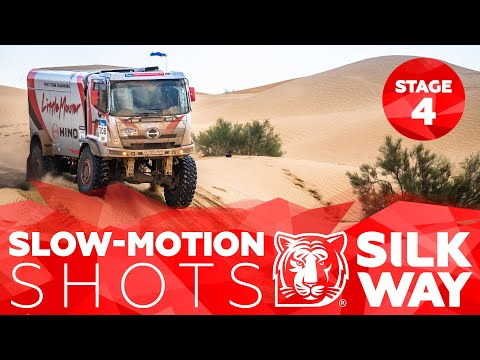 Slow Motion shots / Stage 4
