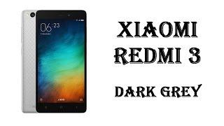 Xiaomi Redmi 3 dark gray распаковка посылки | unboxing Aliexpress