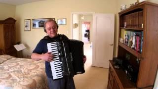 Oh Marie --- Mario Muschi --- Accordion