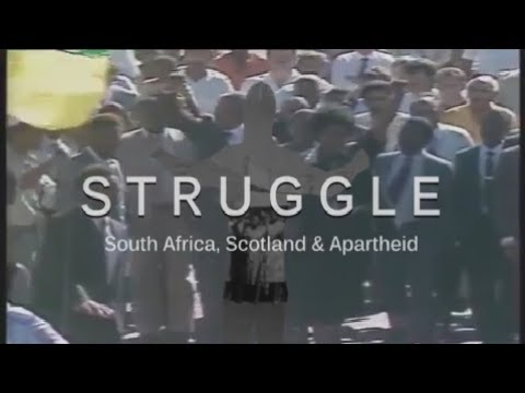 STRUGGLE: South Africa, Scotland & Apartheid - 1hr History Documentary