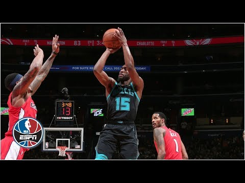 Kemba Walker goes off for 47 vs. Wizards | NBA Highlights