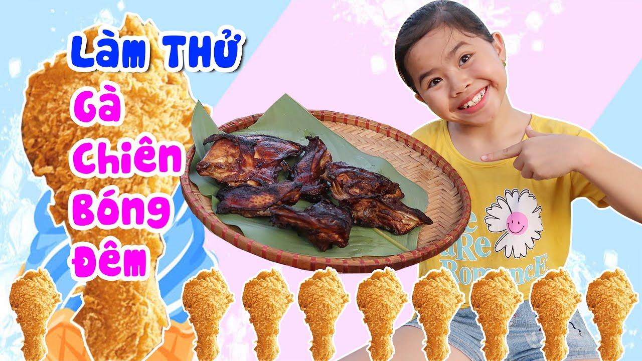 LTV – Dark fried chicken night – Gà Chiên Bóng Đêm