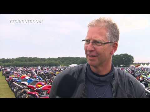 MotoGP 2014 - Motor parking