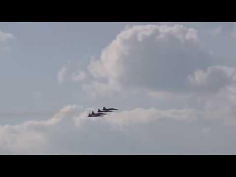 ILA Berlin 2016 - Patrouille Suisse - Display - Airshow