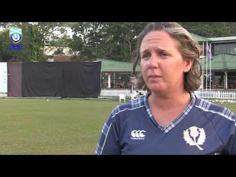 Kari Anderson -  PNG Post Match