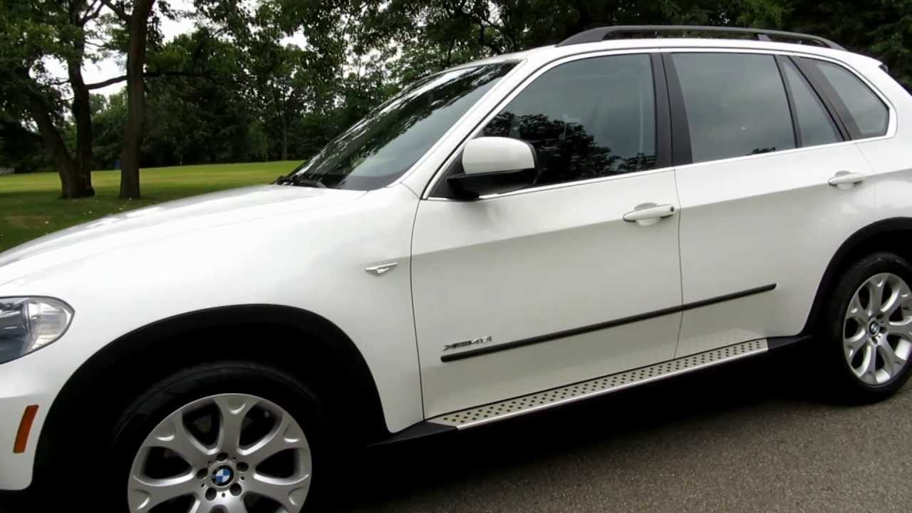 Alpine White 2009 Bmw X5 4 8i Xdrive For Sale In Lyndhurst