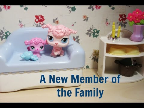 LPS: A New Member of the Family || LPS Movie || Sugar Diamond