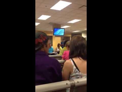 High Quality Social Security Office Evacuated !   Phoenix AZ
