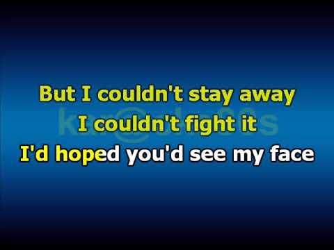 Someone Like You - Bachata / karaoke