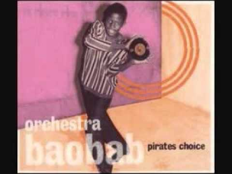 Ochestra Baobab - Coumba 'Pirate's Choice: Legendary 1982 Sessions ' (Senegalese Afro-Cuban