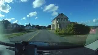 HItra norwegian road - on HItra norwegian roads