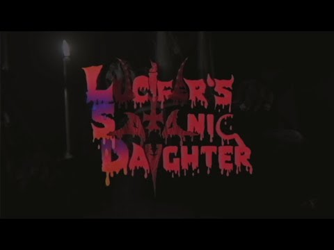 Lucifer's Satanic Daughter - Psychedelic Slasher Film featuring New Music by Electric Wizard