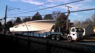 80 Foot Yacht