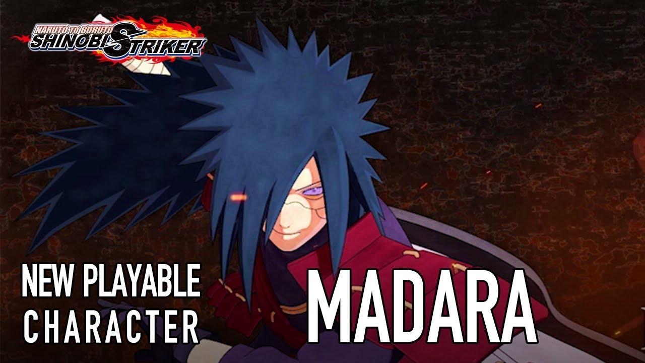 Naruto to Boruto: Shinobi Striker Game's 9th DLC Video