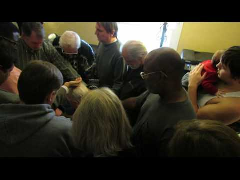 Arlene Frishman Anointing Service Oil